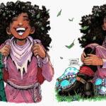 AnyaandFaven_Sketchbook