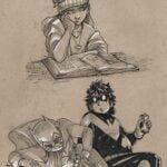 Batgirl_Sketchbook
