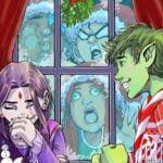 Illustrations_TeentitansMistletoe_colors