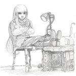 JezebelFlint_Sketchbook 1